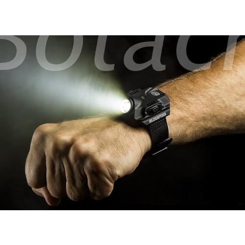 SureFire High-Output LED Wrist Light, Black