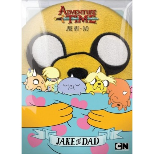 Cartoon Network Adventure Time: Jake the Dad (with Jake Hat)