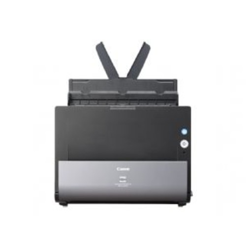 Canon imageFORMULA DR-C225W Office - Document scanner - Duplex - Ledger - 600 dpi - up to 25 ppm (mono) / up to 25 ppm (color) - ADF ( 30 sheets ) - up to 1500 scans per day - USB 2.0, Wi-Fi