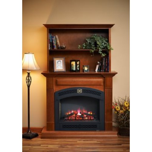 The Outdoor GreatRoom Company Rio Grande Cabinet w/ Built-in and Full Arch Front