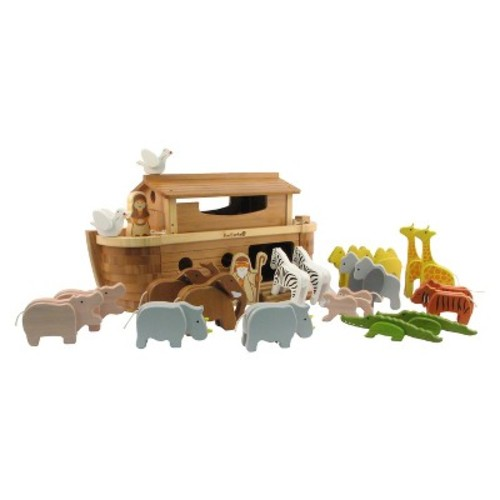 EverEarth Giant Noah's Ark with Animals