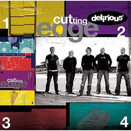 Delirious - Cutting Edge 1&2 3&4 (Vinyl)