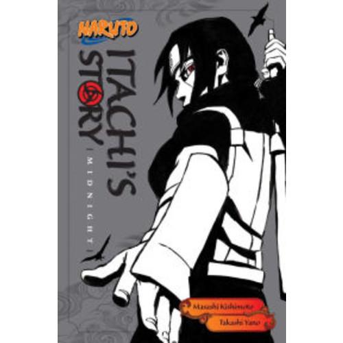 Naruto: Itachi's Story, Vol. 2: Midnight