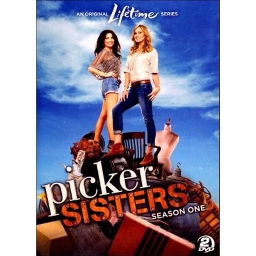 Picker Sisters: Season 1 [2 Discs] [DVD]