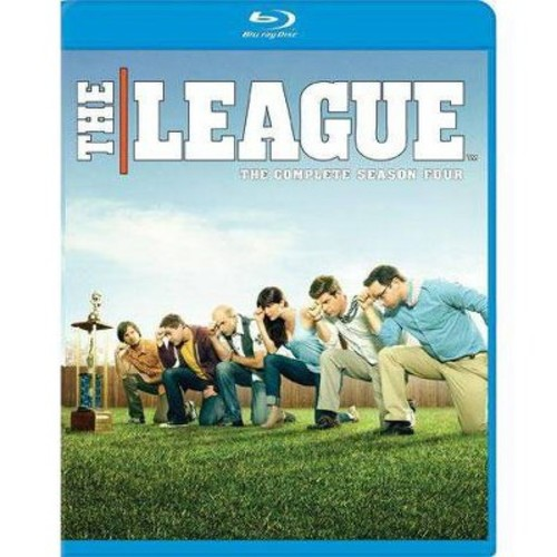 The League: The Complete Season Four (2 Discs) (Blu-ray)