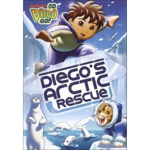 Go Diego Go! - Diego's Arctic Rescue DVD