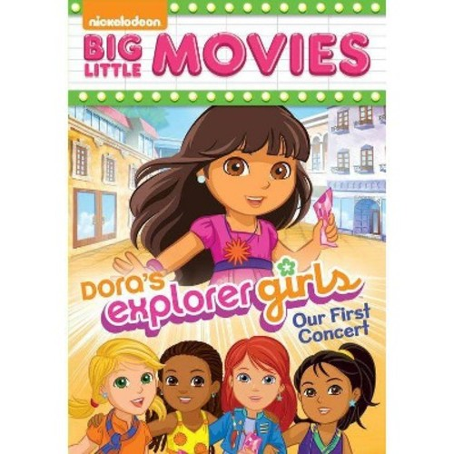 Dora the Explorer: Dora's Explorer Girls
