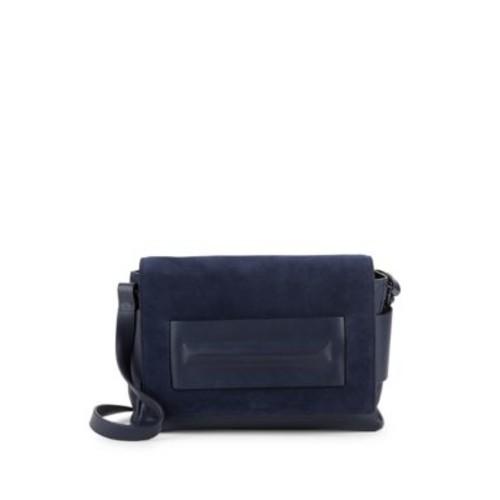 Halston Heritage - Medium Suede Shoulder Bag