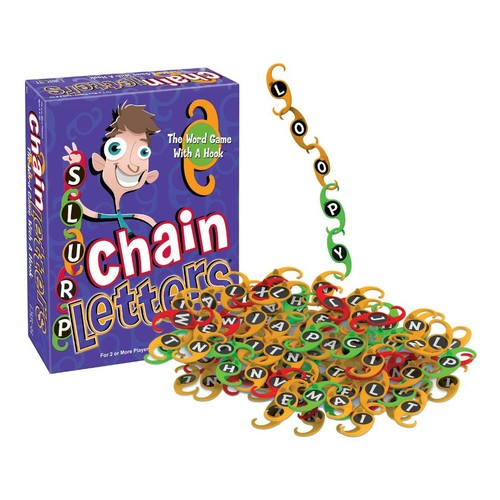 PlayMonster Chain Letters Word Game