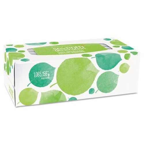 Seventh Generation, Facial Tissue box 2-ply 175 count [Value not found]