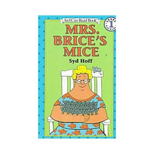 Mrs. Brice's Mice (Paperback)
