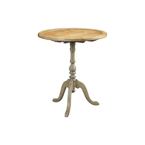 Toro Round Tripod Side Table