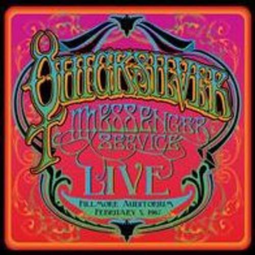 Live: Fillmore Auditorium, February 5, 1967