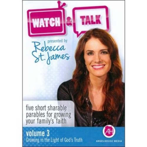 Watch & Talk, Vol. 3: Growing in the Light of God's Truth [DVD] [English] [2012]