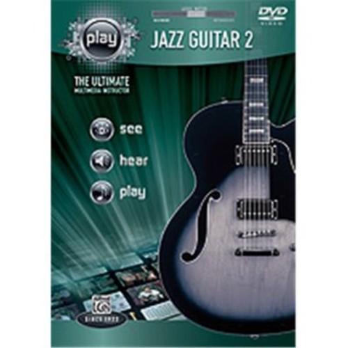 Alfred PLAY- Jazz Guitar 2 - Music Book (ALFRD35612)