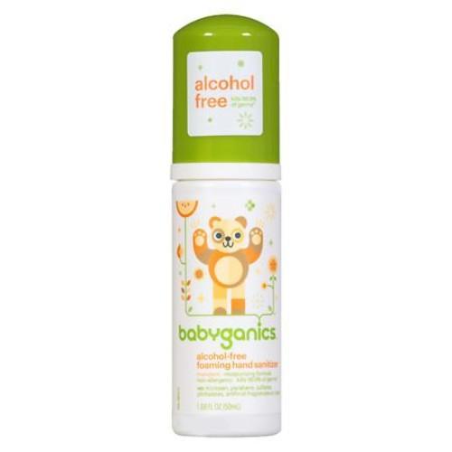 Babyganics Alcohol-Free Foaming Hand Sanitizer Mandarin