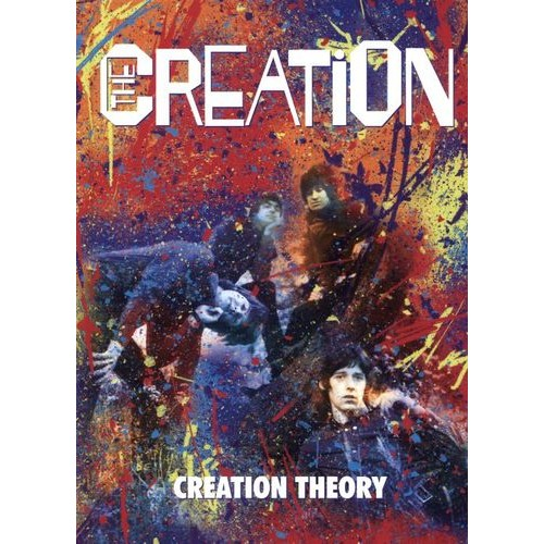 Creation Theory [CD & DVD]