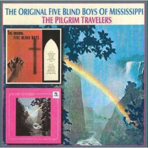 Original Five Blind - Original Five Blind Boys/Pilgrim Trav (CD)