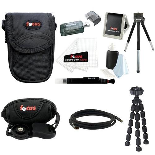 Sony DSC-RX100M II Cyber-shot Digital Camera w/ 64GB & Battery Bundle