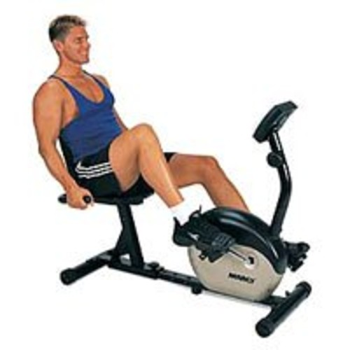 Marcy Magnetic Recumbent Exercise Bike