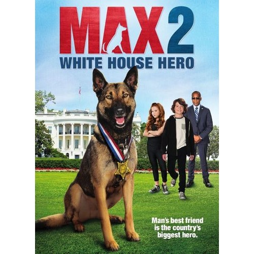 Max 2: White House Hero [DVD] [2017]
