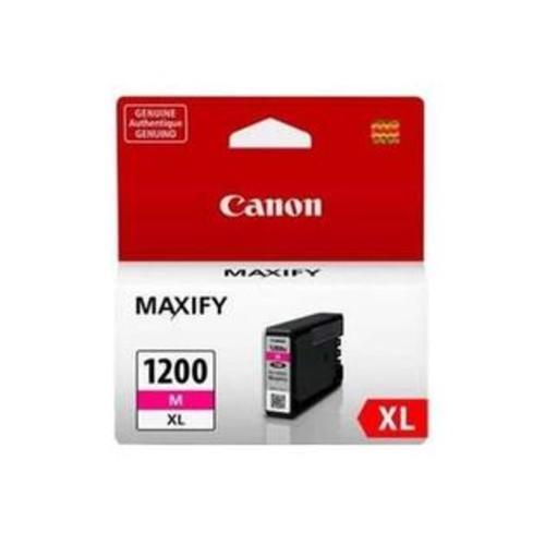 Canon 9197B001 PGI-1200 XL Ink Cartridge - Magenta - Inkjet - High Yield - 900 Page