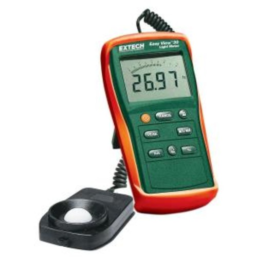 Extech Instruments Easy View Big Digit and Wide Range Light Meter