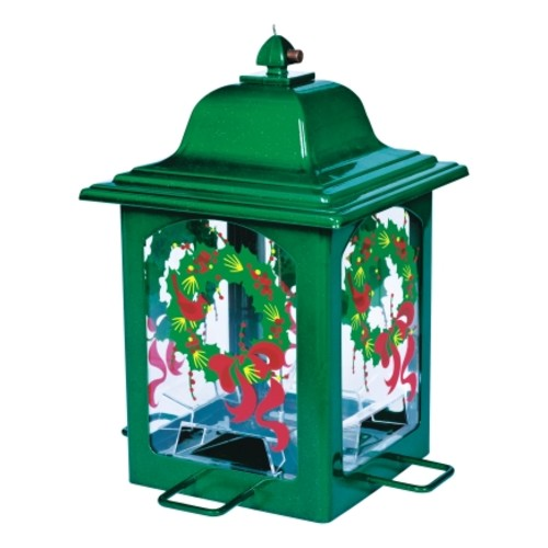Perky Pet Wreath Lantern Birdfeeder (363WREATH)