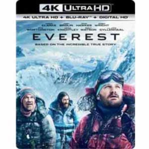 Everest [4K UHD] [Blu-Ray] [Digital HD]