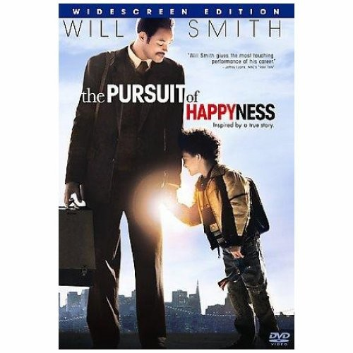 THE PURSUIT OF HAPPYNESS (WIDESCRE MOVIE