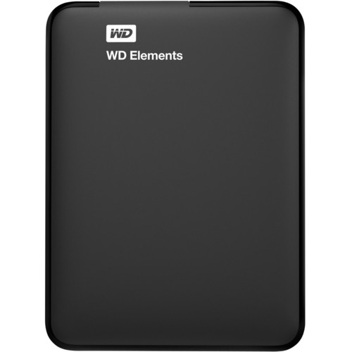 2TB Elements USB 3.0 External Hard Drive