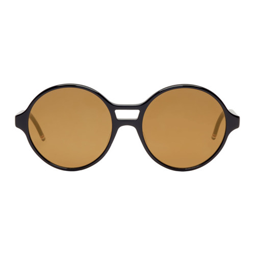THOM BROWNE Navy Tbs-409 Sunglasses