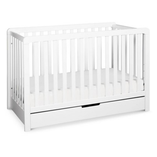 Carter's by DaVinci Colby 4-in-1 Convertible Crib with Trundle Drawer