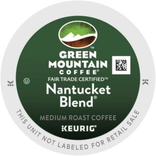 Keurig K-Cup Green Mountain Nantucket Blend Coffee, 70 Count