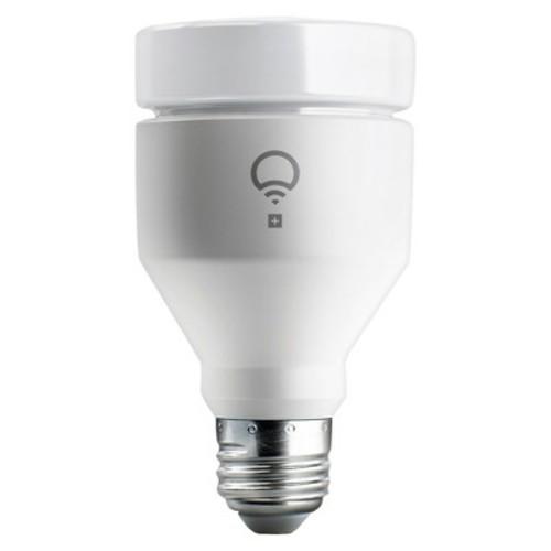 Lifx - Wi-Fi LED Smart Light Bulb - 75W Equivalent - White & Infrared