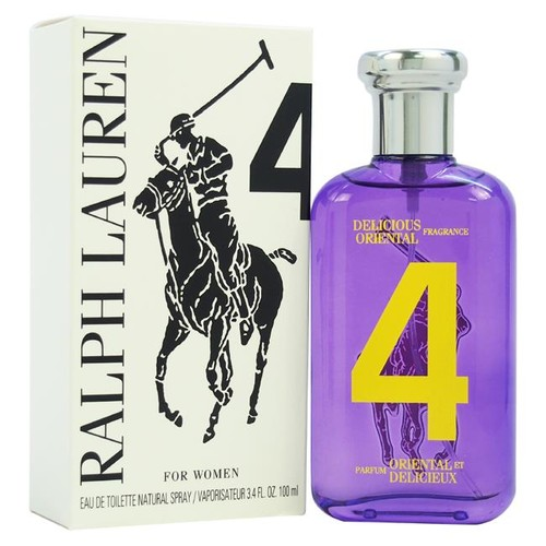 The Big Pony Collection # 4 - 3.4 oz EDT Spray (Tester)