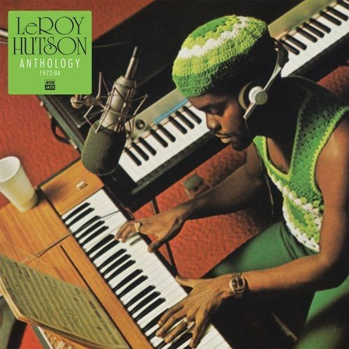 Anthology 1972-1984 [LP] - VINYL