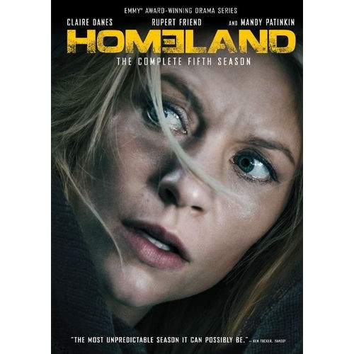 Homeland: Season 5 [4 Discs] [DVD]