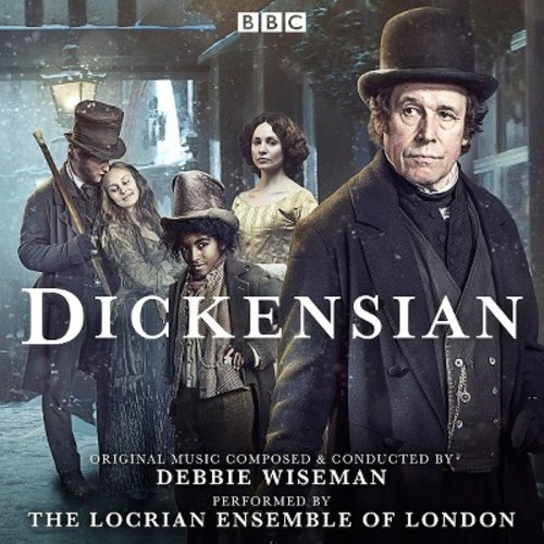Dickensian [Original Television Soundtrack] [CD]