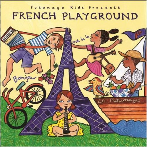 French Playground [CD]