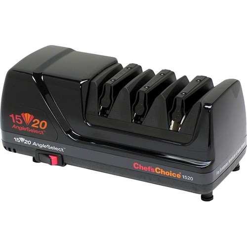 Chef'sChoice - Diamond Hone AngleSelect Electric Knife Sharpener - Black