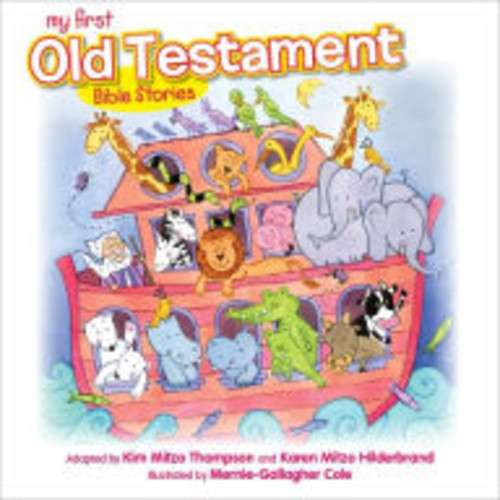 My First Old Testamment Bible Stories