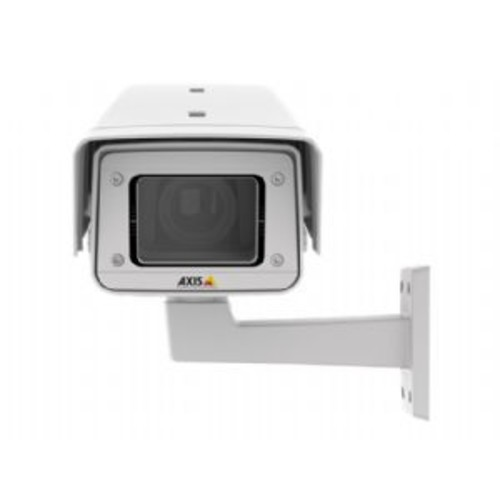 AXIS Q1615-E MkII Network Camera - Network surveillance camera - outdoor - vandal / weatherproof - color (Day&Night) - 1920 x 1080 - 720p, 1080p - CS-mount - motorized - audio - LAN 10/100 - MJPEG, H.