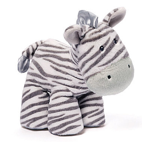 Gund Zeebs Zebra 10 Plush Stuffed Animal