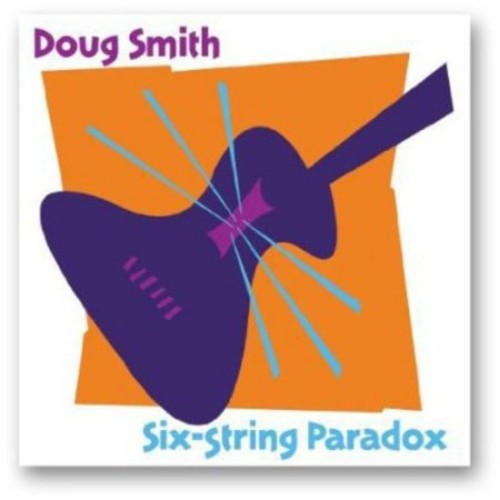 Six-String Paradox [CD]