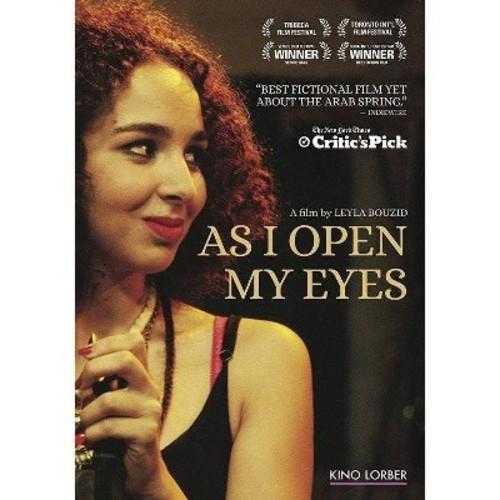 As I Open My Eyes (DVD)