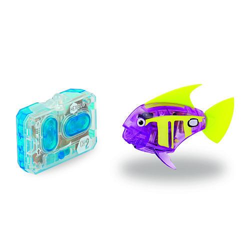 HEXBUG(R) Remote Control Angelfish - Purple