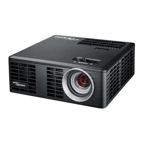 Optoma ML550 WXGA 500 Lumen 3D Ready Portable DLP LED Projector with MHL Enabled HDMI Port [500 Lumens]