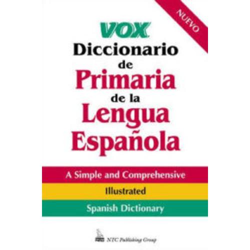 VOX Diccionario de Primaria de la Lengua Espanola / Edition 1