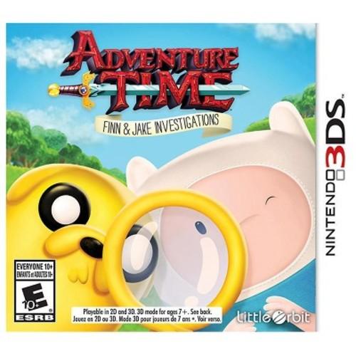 Nintendo Adventure Time Finn Jake for 3DS